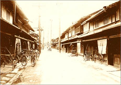 千両ヶ辻の町家を見学・パンケーキラインべック。_f0181251_1353434.jpg
