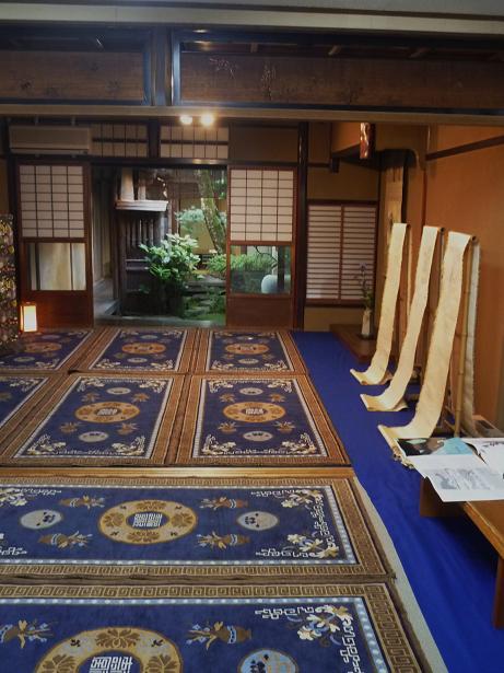 千両ヶ辻の町家を見学・パンケーキラインべック。_f0181251_15124818.jpg