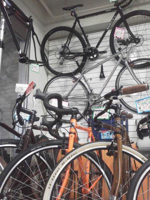 『スポーツ自転車でまた走ろう』山本修二著 & SURLY クロスチェック_f0073557_7473995.jpg