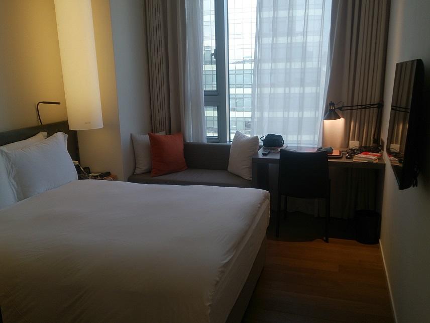 新羅ステイホテル ソデムン お部屋&朝食_b0060363_1259347.jpg