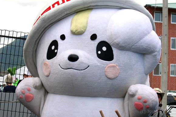 第2回ご当地キャラまつりin須崎のさのまる(栃木県)