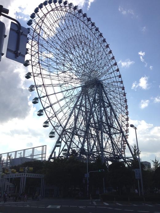 大阪港とコロンブス_a0136671_9472126.jpg