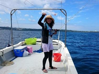 ケラマファンダイビングとボートフィッシング釣果報告!!_a0156273_08302207.jpg