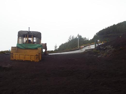 9月16日 富士山・宝永山火口の下見_e0145782_6142592.jpg