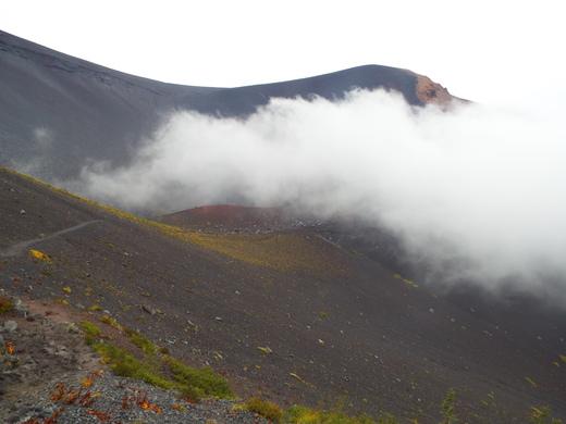 9月16日 富士山・宝永山火口の下見_e0145782_634757.jpg