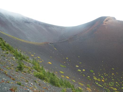 9月16日 富士山・宝永山火口の下見_e0145782_695173.jpg