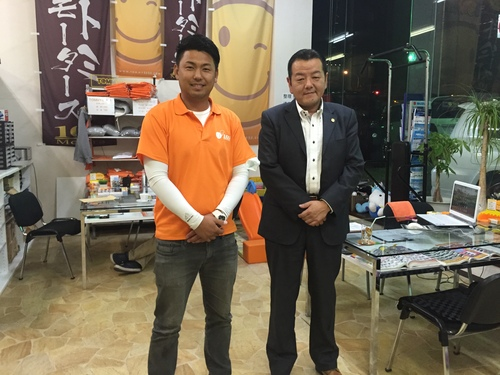9月26日 店長のニコニコブログ!!78プラド、アルファード御成約☆_b0127002_20323893.jpg