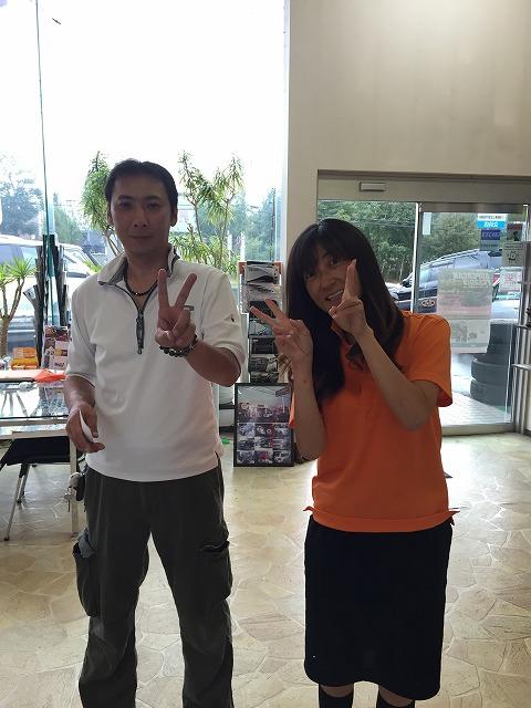 9月26日 店長のニコニコブログ!!78プラド、アルファード御成約☆_b0127002_21184110.jpg