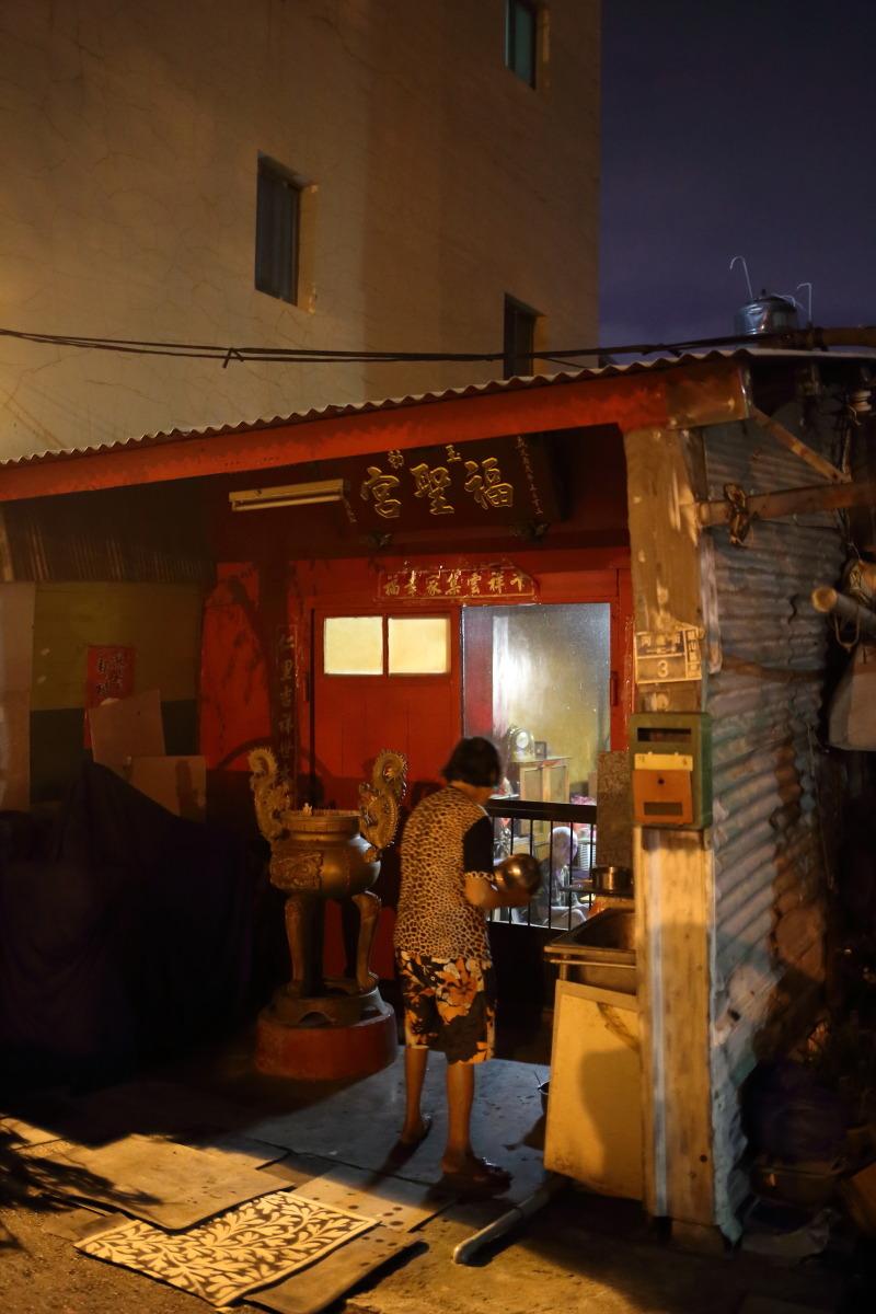 高雄  遊歩道沿いの家々_b0061717_238719.jpg
