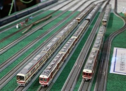 カワサキワールド鉄道模型走行会_a0066027_09045104.jpg