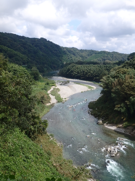 ビオビオⅡで奈良県吉野川(3回目)_c0113733_23565621.jpg