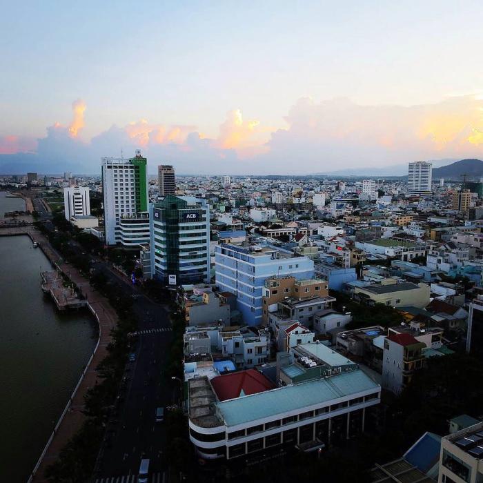 ベトナム滞在最後の夜はルーフトップでBBQディナー_c0060143_19253053.jpg