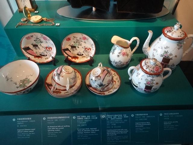 香港海事博物館(マリタイムミュージアム)2_b0248150_19503893.jpg