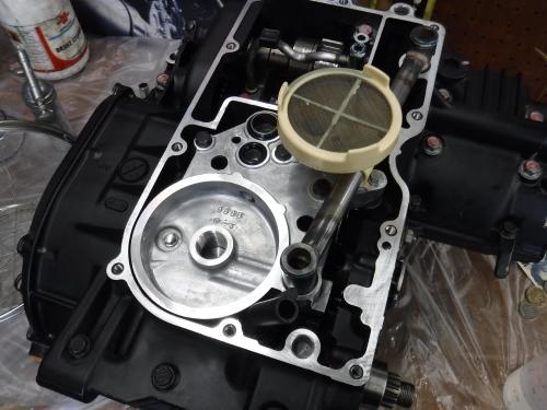 GPZ900Rエンジンオーバーホール…その4_a0163159_22212667.jpg