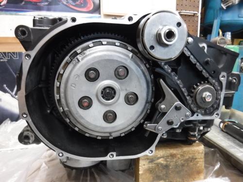GPZ900Rエンジンオーバーホール…その4_a0163159_22320745.jpg