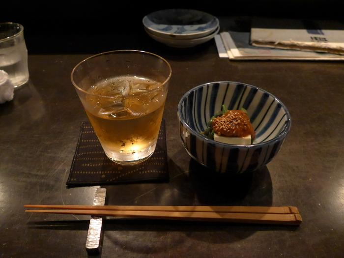 渋谷「並木橋 なかむら」へ行く。_f0232060_20332546.jpg