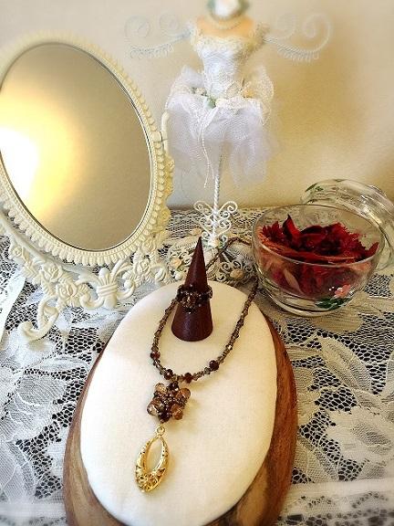 ❀Autum Antique Necklace & Ring❀_c0368764_13435416.jpg