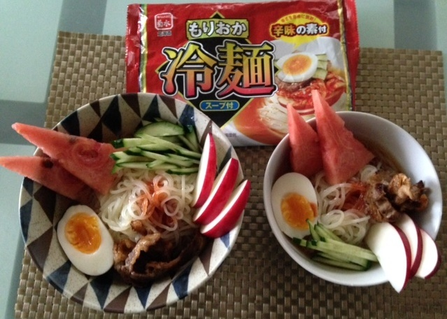 菊水・もりおか冷麺_b0236665_19312798.jpg