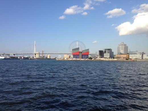 大阪湾遊覧♪_a0136671_10205090.jpg