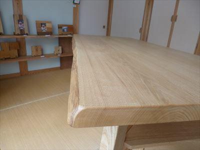 クリの木 テーブル_d0165772_20351150.jpg