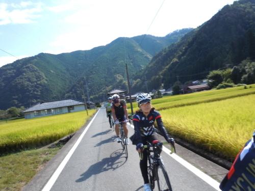 """9月26日の日記 「voyAge cycling \""""AKI ride\""""054」_c0351373_21042180.jpg"""