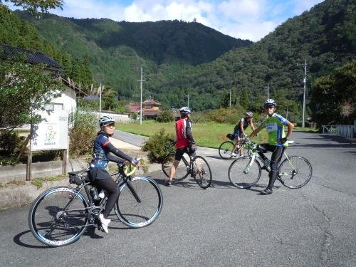 """9月26日の日記 「voyAge cycling \""""AKI ride\""""054」_c0351373_21223340.jpg"""