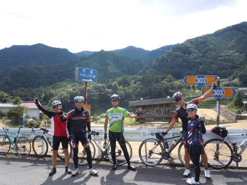 """9月26日の日記 「voyAge cycling \""""AKI ride\""""054」_c0351373_21354417.jpg"""