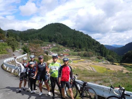 """9月26日の日記 「voyAge cycling \""""AKI ride\""""054」_c0351373_21390290.jpg"""