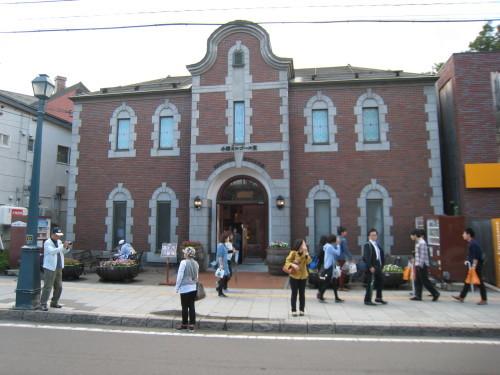 北海道の旅 その38 小樽の街 その2_e0021092_11435643.jpg