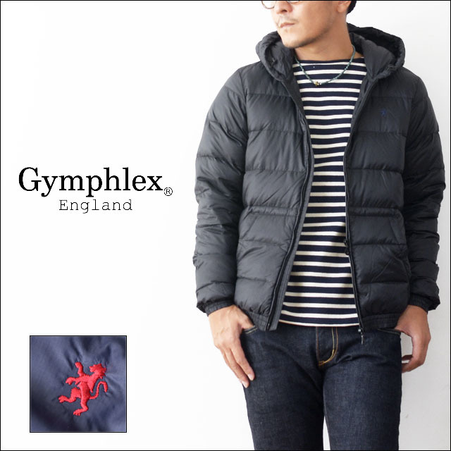 Gymphlex [ジムフレックス] LIGHT DOWN PARKA [J-1187] MEN\'S_f0051306_21442703.jpg