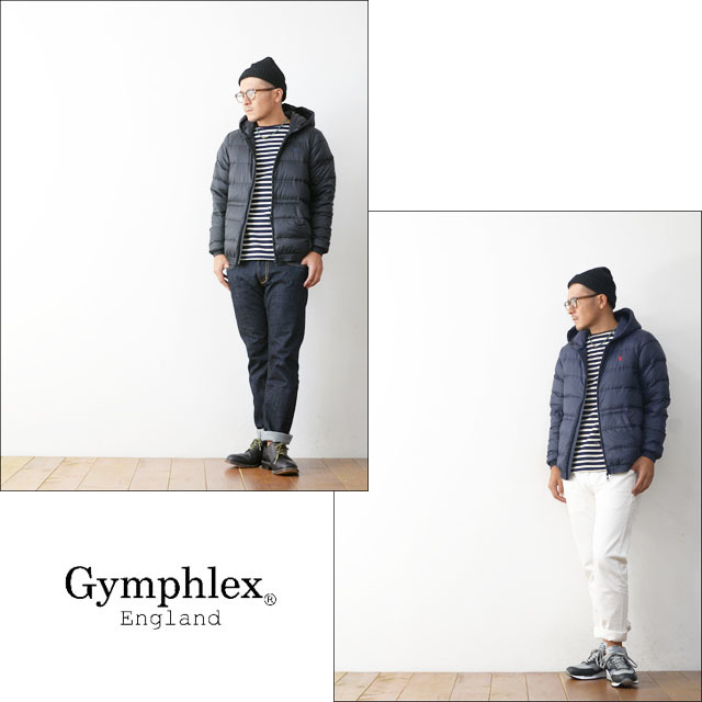 Gymphlex [ジムフレックス] LIGHT DOWN PARKA [J-1187] MEN\'S_f0051306_21442735.jpg