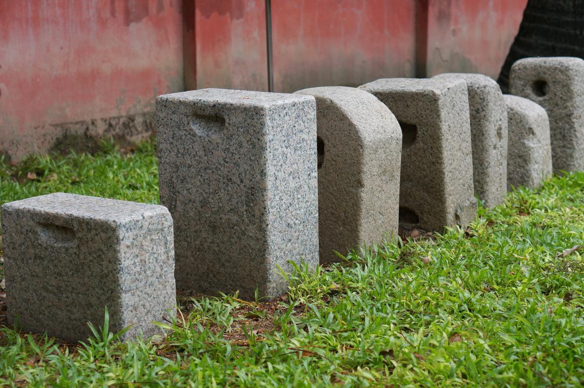 台南  赤カン楼の「義勇石」等_b0061717_22384422.jpg