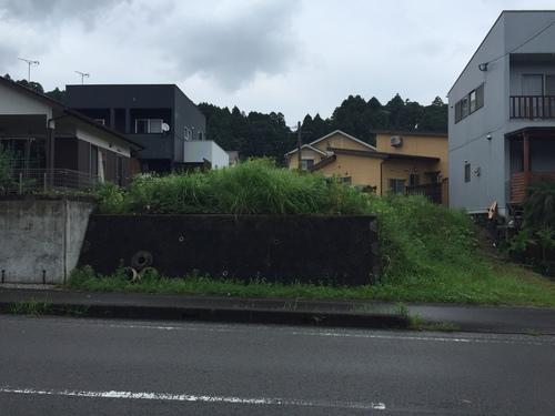 宮崎市K様邸新築造成工事_b0236217_1203886.jpg