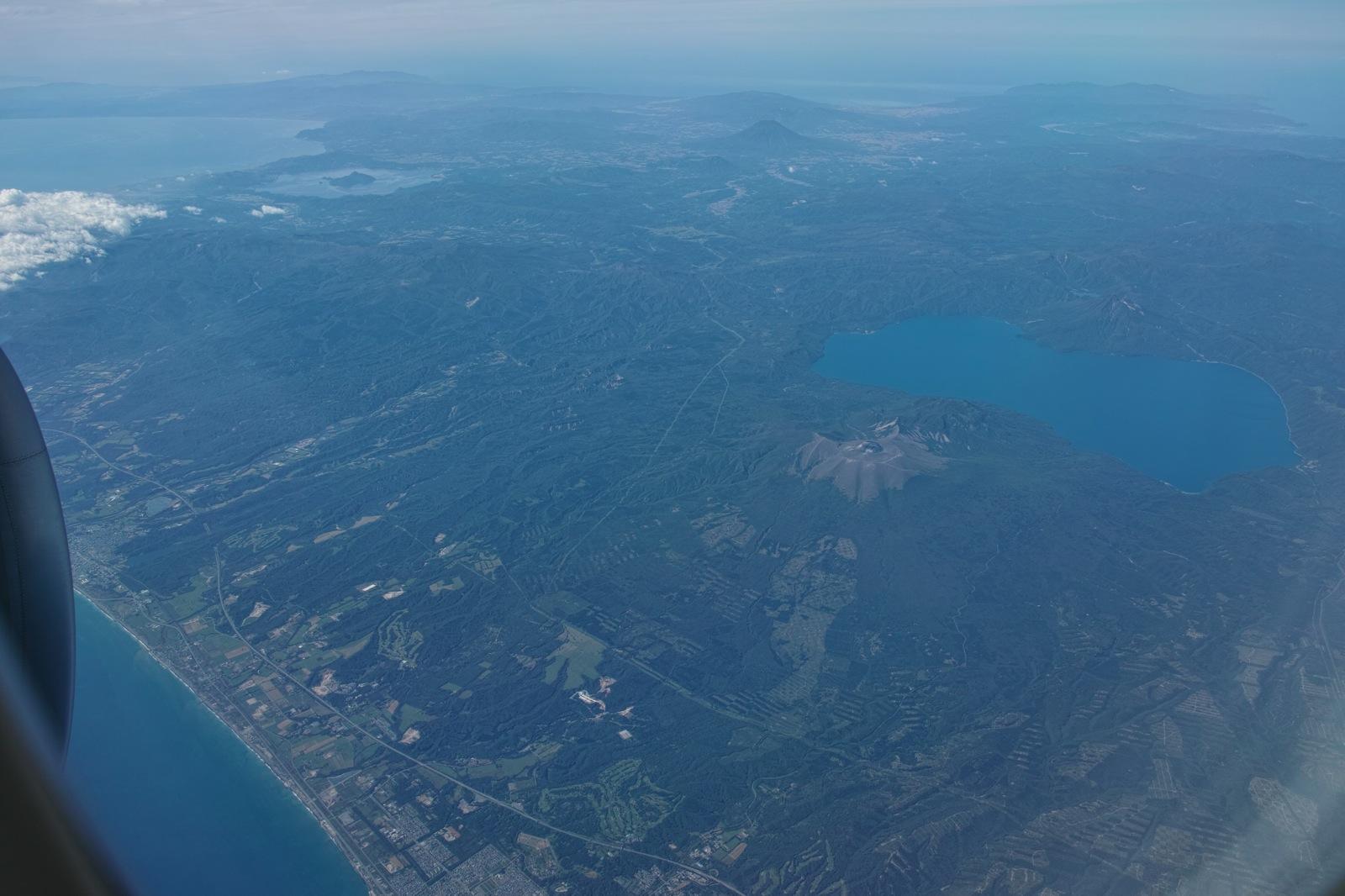 飛行機からの眺め_d0133581_114083.jpg