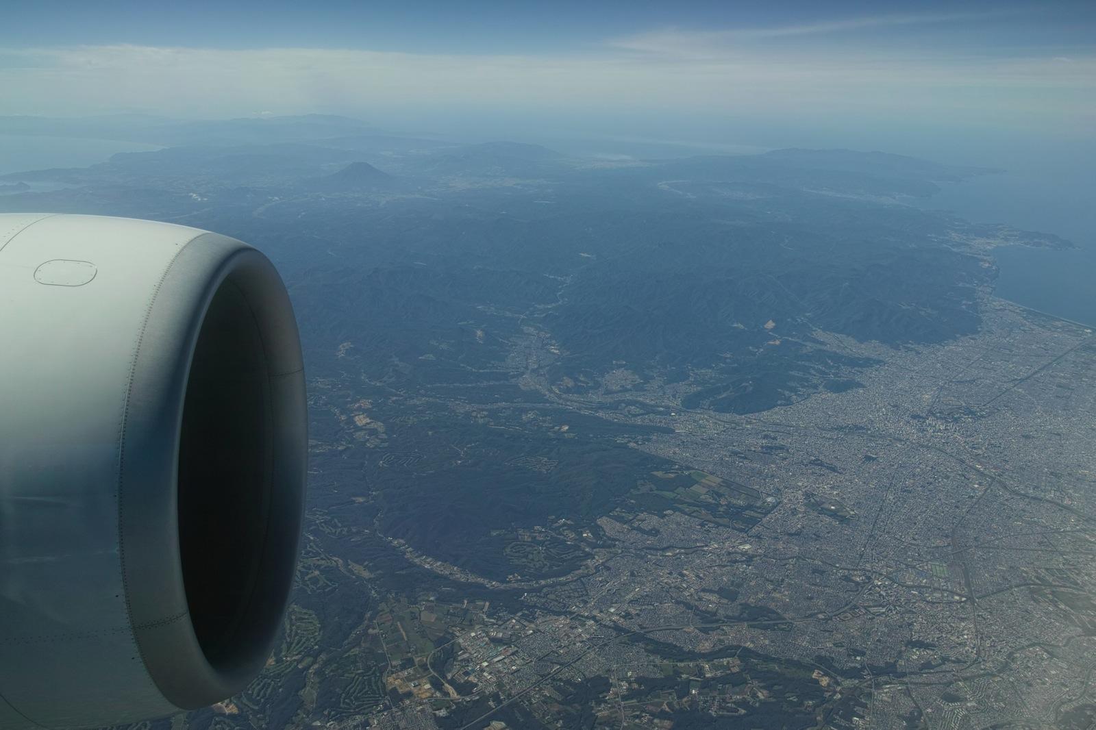 飛行機からの眺め_d0133581_11442.jpg