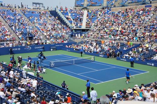 【15年9月NY旅行 ⑧全米OPテニス No3】_f0215714_17175830.jpg
