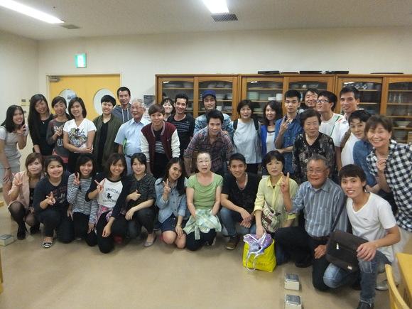 水曜よる教室 料理の会_e0175020_1953558.jpg