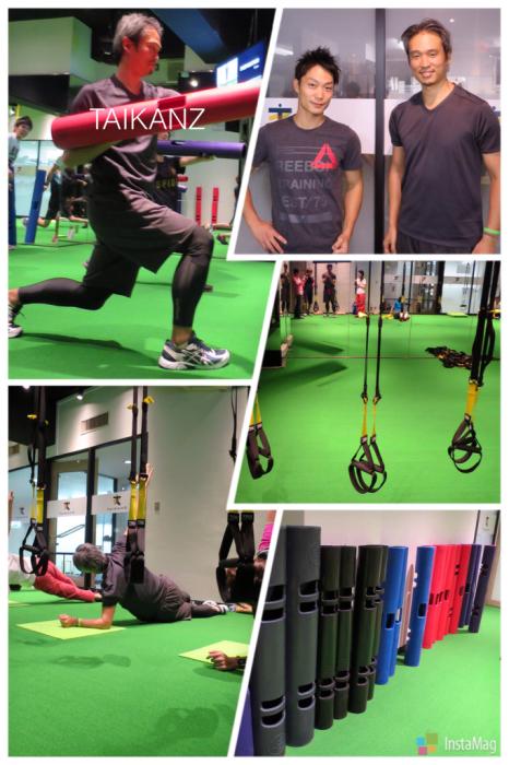 【PR】 みんなでやるから楽しい、「タイカンズ」の体幹トレーニング_c0060143_20394736.jpg