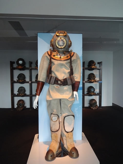 香港海事博物館(マリタイムミュージアム)3_b0248150_02362148.jpg