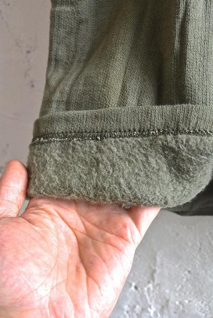 Greek army cotton od cut&sawn dead stock_f0226051_16461996.jpg