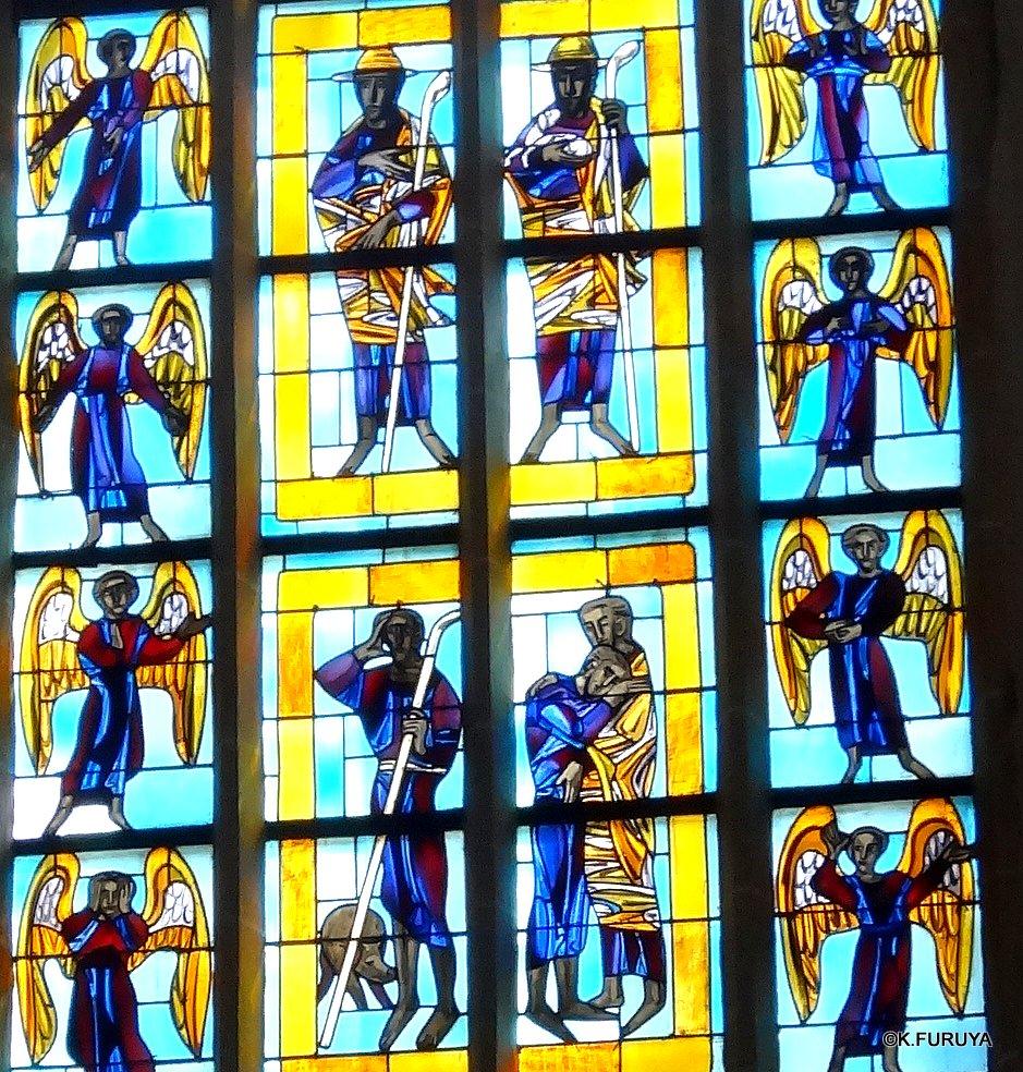 ドイツ9日間の旅 7 ミュンヘン旧市街の教会_a0092659_21192013.jpg