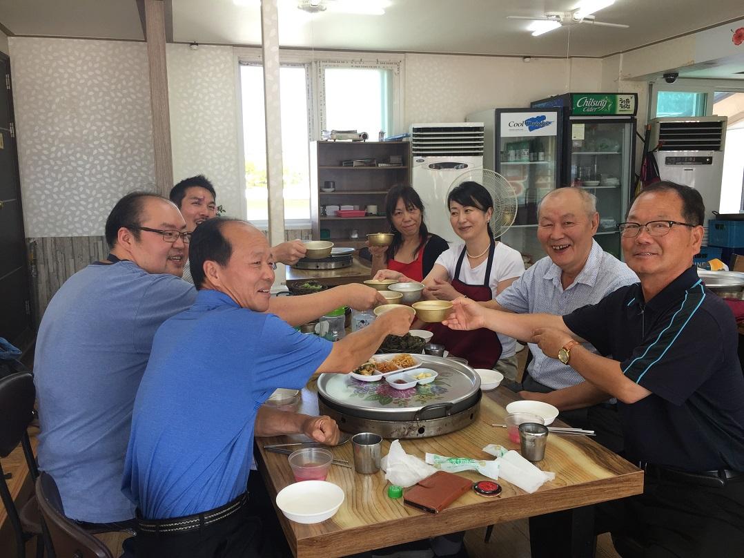 春川(チュンチョン)グルメと農産物産展_b0060363_23243783.jpg