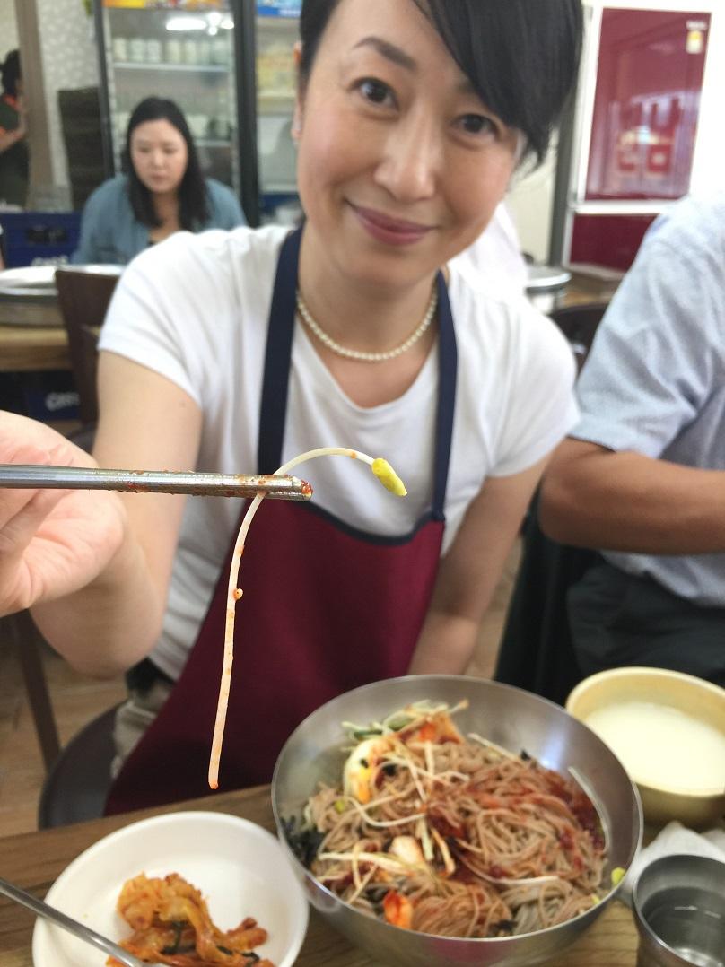 春川(チュンチョン)グルメと農産物産展_b0060363_23435337.jpg