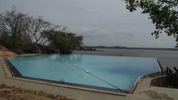 スリランカ: カンダラマ・ホテル1_c0177863_20133839.jpg