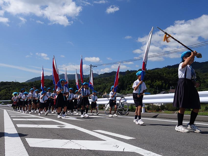 9月20日(日)に開催した「\'R433\'開通式パレード ♪ 043」の日記_c0351373_16563100.jpg