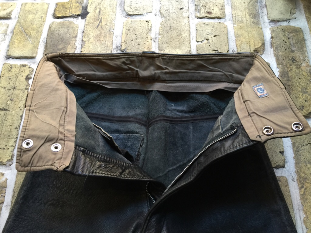神戸店9/30(水)冬物ヴィンテージ入荷!#4 1930\'s Hercules Mackinaw, 40\'s HorseRiding Leather JKT!!!_c0078587_16163323.jpg