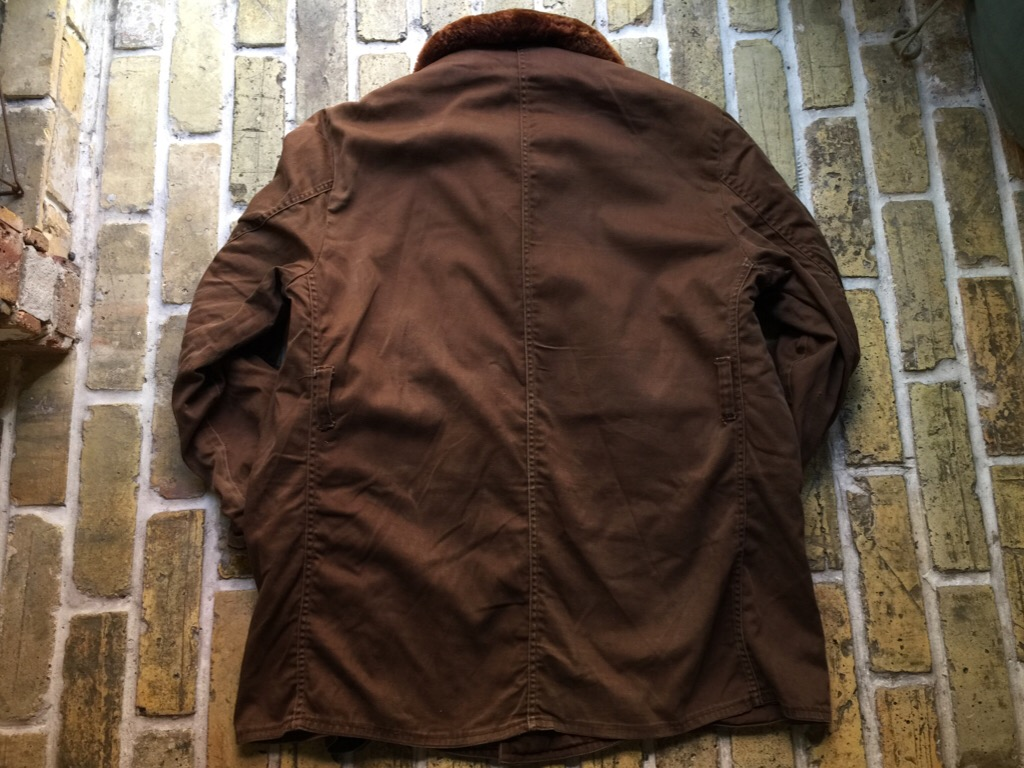 神戸店9/30(水)冬物ヴィンテージ入荷!#4 1930\'s Hercules Mackinaw, 40\'s HorseRiding Leather JKT!!!_c0078587_16431726.jpg
