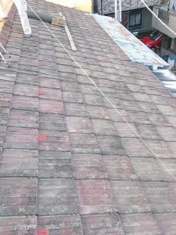 板橋区の徳丸で、雨漏り修理工事_c0223192_22442185.jpg