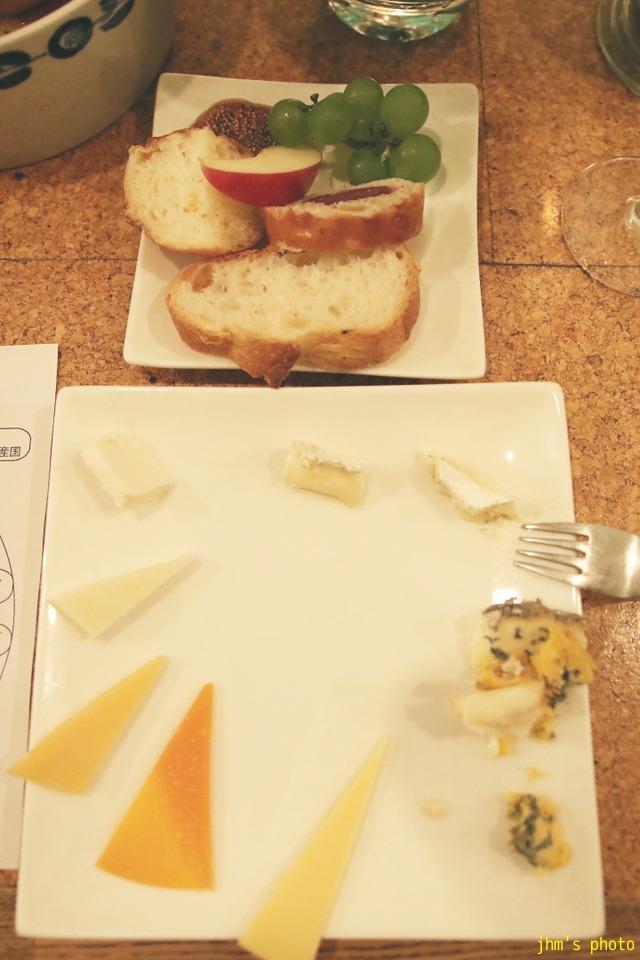 ル・コントワールでチーズパーリー_a0158797_22433544.jpg