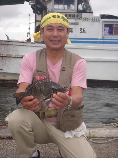 ★黒鯛もとめて~RFC遠征釣行★_e0147297_12143518.jpg